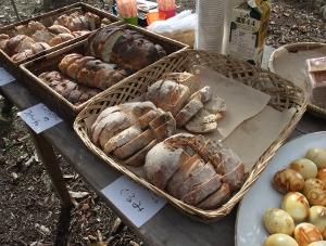 比良-石窯パン