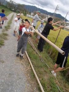 えっさほいさ 竹のお通り。_320